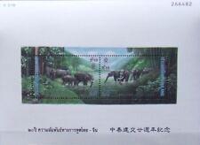 Thailand 1999-Elephants -1 M/Sh,Perf. MNH, TH 005