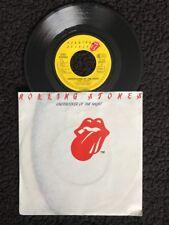 "Rolling Stones - Undercover Of The Night 7"" Vinyl Pic Sleeve EMI Electrola 1C006"