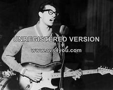 "Buddy Holly 10"" x 8"" Photograph no 32"