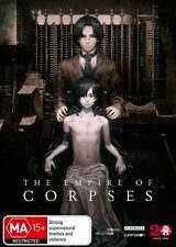Project Itoh: The Empire of Corpses - Titan NEW R4 DVD