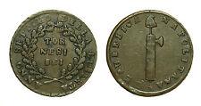 pci2505) Napoli Repubblica Napoletana 1799 Tornesi 6
