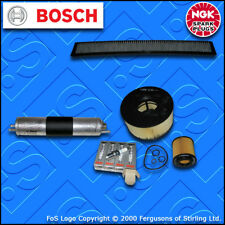 SERVICE KIT for BMW 3 SERIES (E46) 318I N42 OIL AIR FUEL CABIN FILTER PLUG 01-05