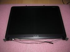 """Sony VAIO VGN-740Q F640 FS740 FS980 15.4"""" LCD Screen Complete with Enclosure"""