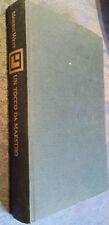 UN TOCCO DA MAESTRO Morris West Prima edizione Longanesi 1989