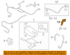 FORD OEM Emission-PCV Vacuum Hose AT4Z6A664B