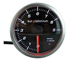 52mm/2 inch LED Stepper Motor Gauge - TACHOMETER TACHO auto meter