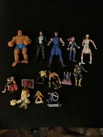 Marvel Action Figures Loose Lot - 14 Pieces