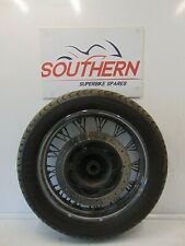 HONDA VT 750 SHADOW CA - 6 2006 FRONT WHEEL AND TYRE
