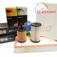 Filter Service Kit for SEAT ALTEA + LEON Mk 2 + TOLEDO Mk 3 - 1.9TDI & 2.0TDI