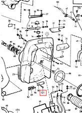 Schraube für Blockanode Volvo Penta 946541 D4,D6, 280, 290, DPH, 571A, KAD42 uvm