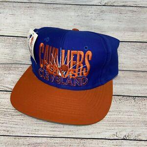 Vintage Cleveland Cavaliers Snapback Hat NEW