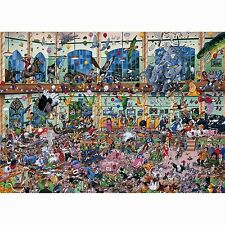 Gibsons I Love Pets Mike Jupp Cartoon Style 1000 PC Jigsaw Puzzle