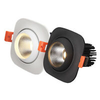 Indoor 5W/10W  LED COB ceiling light fixture Dimmable/N Flush Mount lamp store