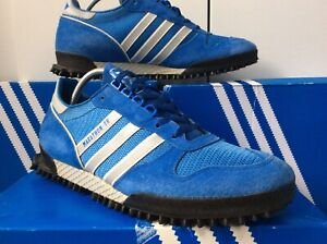Adidas Marathon TR 80s 1984 West Germany Vintage BNWOB UK 11.5 OG