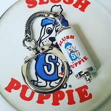 Unique  SLUSH PUPPIE KEYRING fab SLUSHIE keychain RETRO summer ICE 80s COOL fab
