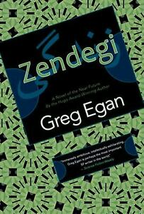 Zendegi Hardcover Greg Egan