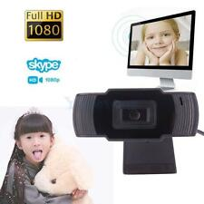 USB 12.0MP 1080P HD Webcam Camera Video with Built-in Microphone for PC Desktop