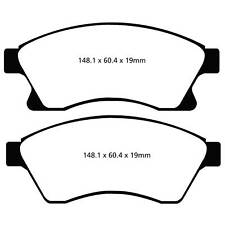 EBC Greenstuff / Green Stuff Performance Front Brake Pads - DP22065