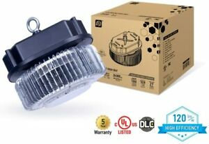 ASD LED Round High Bay 100W 3500K 12190lm Dimmable ONLY $68