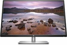 "Brand New HP IPS  Monitor 32"" Display FHD 1920 x 1080 Anti-Glare Black & Silver"