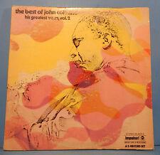 THE BEST OF JOHN COLTRANE VOL 2 IMPULSE 2XLP 1972 ORIGINAL PLAYS GREAT! VG+/VG!!