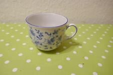 Arzberg Form 1382 Porzellan Blaublüten 1 Kaffeetasse  - Neuer Stempel