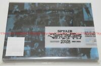 New SPYAIR JUST LIKE THIS 2018 First Limited Edition 2 DVD Photobook Japan F/S