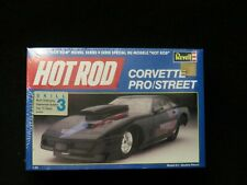 Revell Corvette Pro/Street Plastic Model Kit