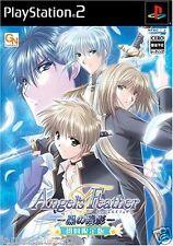 Used PS2  Angel's Feather: Kuro no Zanei  SONY PLAYSTATION JAPAN IMPORT