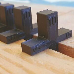 Decking Spacer, Scaffold Boards Spacer, Metric Spacing Tool - 5, 6, 8 & 10mm