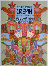 FLEURY JOSEPH CREPIN  - Carton d invitation - 1999