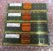 Qimonda HYS72T256020HFN-3.7-A 8GB (4x2GB) PC2-4200 DDR2 ECC CL4 240P DIMM Memory