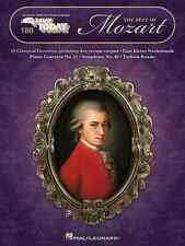 """""""THE BEST OF MOZART"""" E-Z PLAY TODAY #180 PIANO/KEYBOARD MUSIC BOOK BRAND NEW!!"""