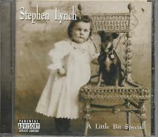 Music CD Stephen Lynch A Little Bit Special