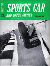 Sports CAR + LOTUS proprietario 1/60 FORMULA JUNIOR supertune LTD ED freutel ELITE +