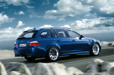 Coppia Minigonne BMW serie 5 E61 Touring M5 M Sport