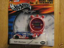 2002 HOTWHEELS RACING #99 JEFF BURTON. 1/64th SCALE-MIP