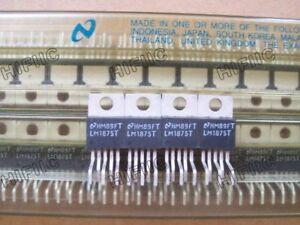 2PCS LM1875T 20W Audio Power Amplifier TO220-5