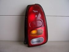 Daihatsu Cuore VI L7 L701 : Heckleuchte rechts mit E-Satz Rückleuchte