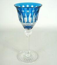 Saint Louis Glas Römer Serie Tommy signiert Kristall France  Crystal 16,7cm