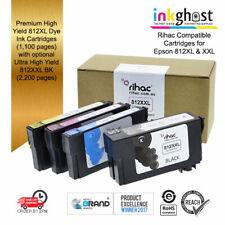 812XL XXL compatible Rihac ink cartridges for Epson Workforce WF-3820 3825 4830