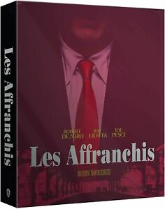 Les Affranchis Edition Collector Steelbook [4K Ultra HD + Blu-ray]