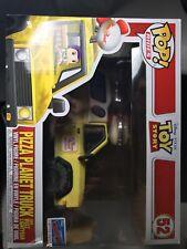 Funko Pop Rides Toy Story #52 Pizza Planet Truck/Buzz Lightyear NYCC Sticker
