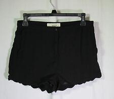 Sans Souci Womens Shorts Black Size S