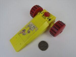 Wheely Big Cheese Robot Wars Vintage Pullback Retro Toy BBC 2000 Logistix Kids
