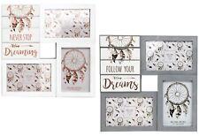 Wooden Dreamcatcher Multi Aperture Dream Catcher Quote Photo Picture Frame