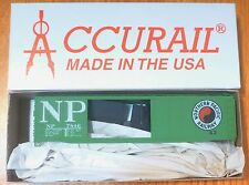 Accurail HO #5235 NP, Northern Pacific RY 50' AAR Double Door Box Car (Kit Form)