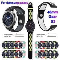Courroie oblique Flexible silicone bracelet For Huami Amazfit 3 Pace GTR 47mm