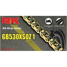 RK - GB530XSOZ1CL - Clip Connecting Link for 530 XSOZ1 GB RX-Ring Chain, Gold