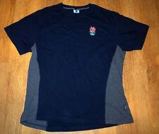 Oficial England Rugby Camiseta (tamaño 2XL)